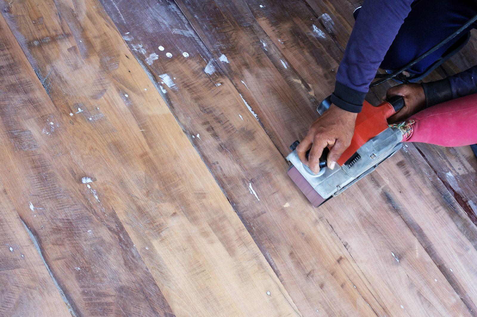 How To Bleach Hardwood Floors