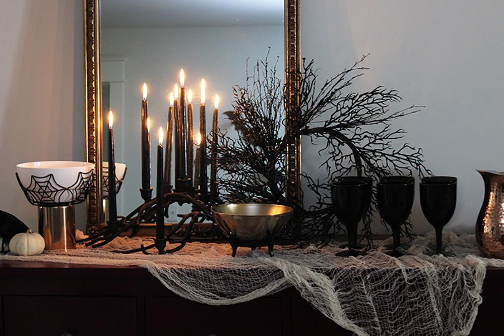 5 Tips For Haute Halloween Decor