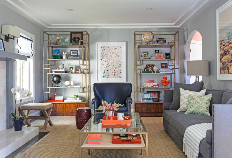 Color 101: Decorating With an Accent Color
