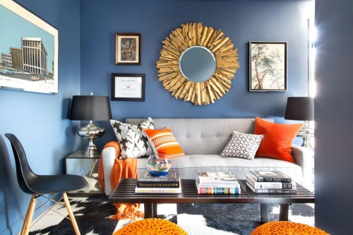 What\'s the Best Wall Color for Living Rooms?