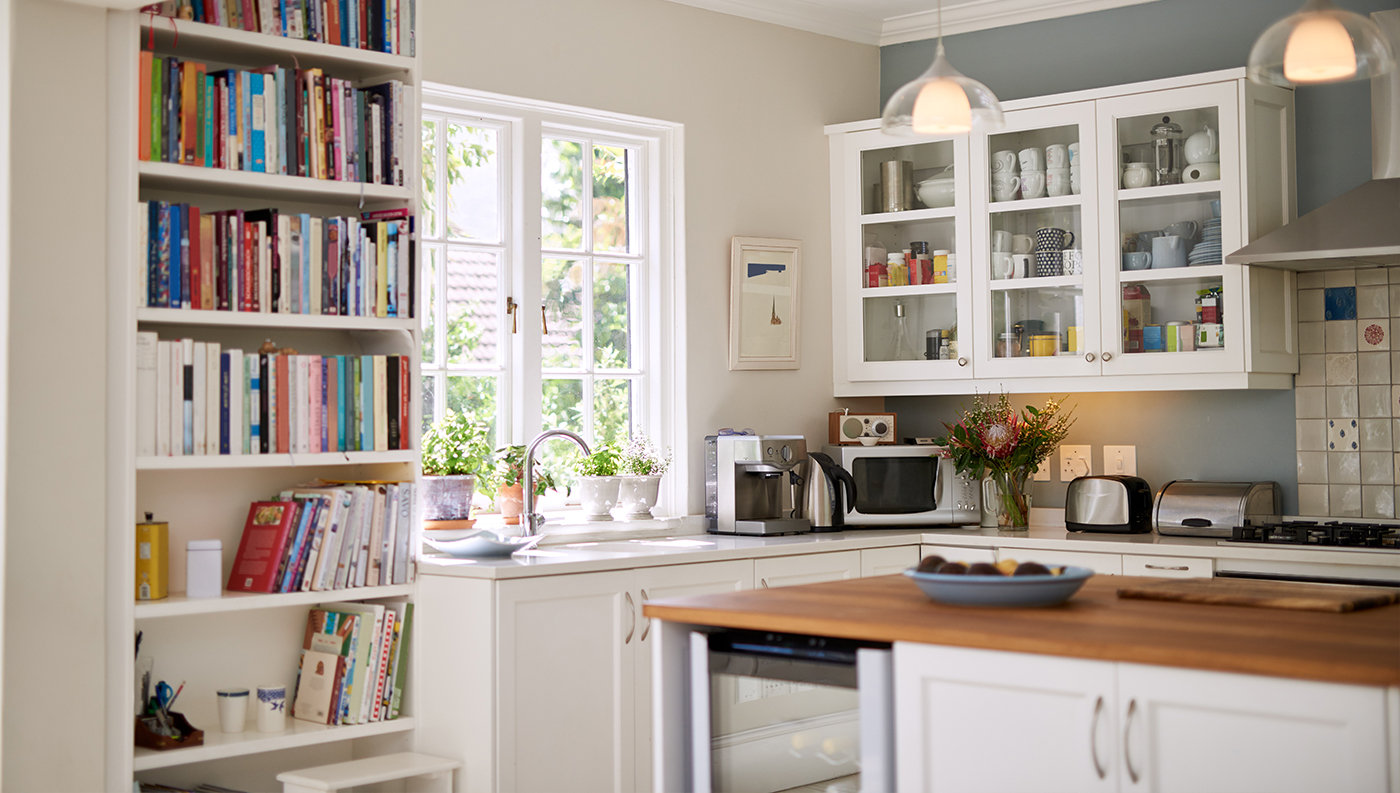 Maximizing Space in a Small Kitchen