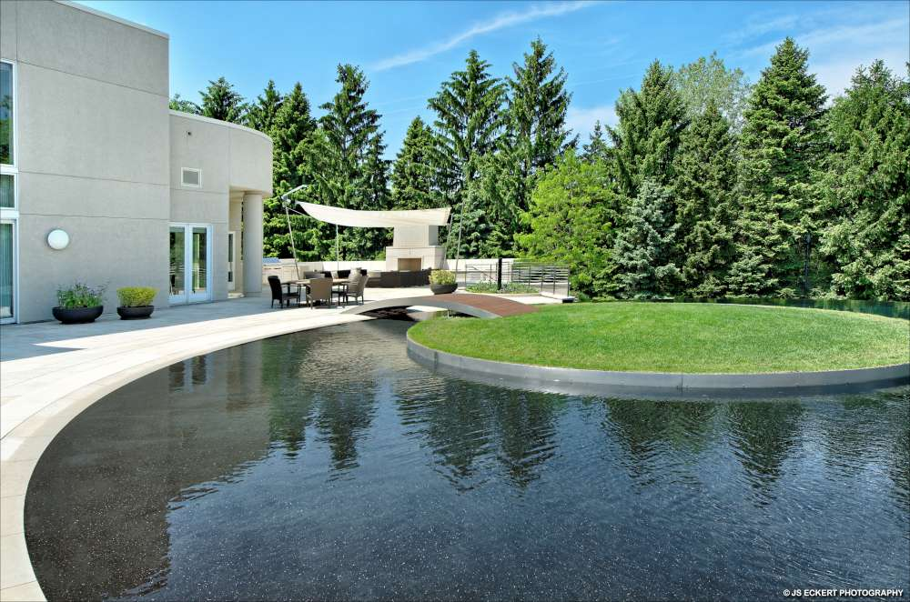 Pleasing Update Michael Jordans Custom Estate Fails To Sell At Auction Interior Design Ideas Tzicisoteloinfo