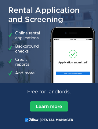 How to Run a Credit Check on a Tenant | Zillow Rental Manager