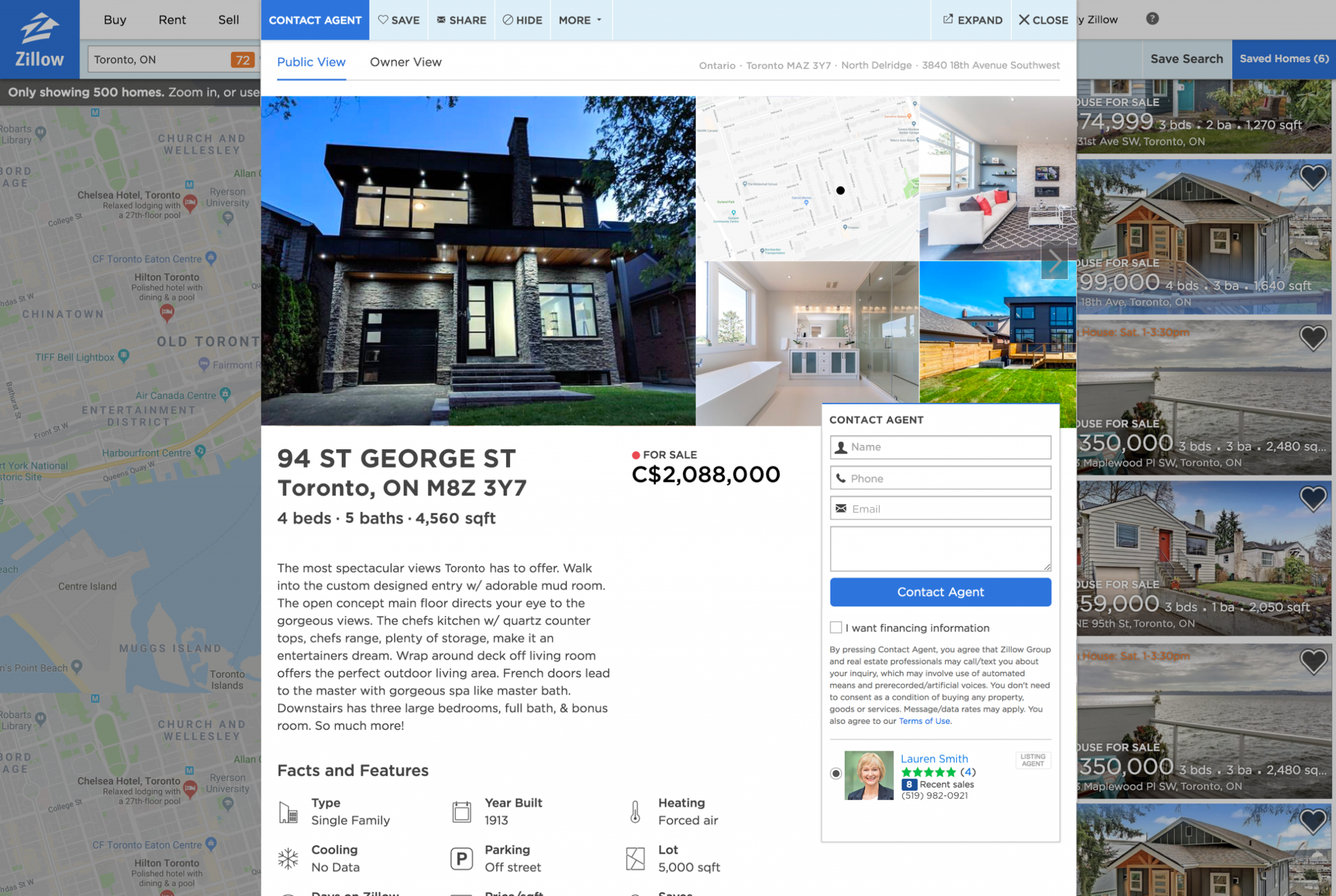 Zillow Canada | Real Estate Listings in Canada on chase mobile, instagram mobile, bank of america mobile,