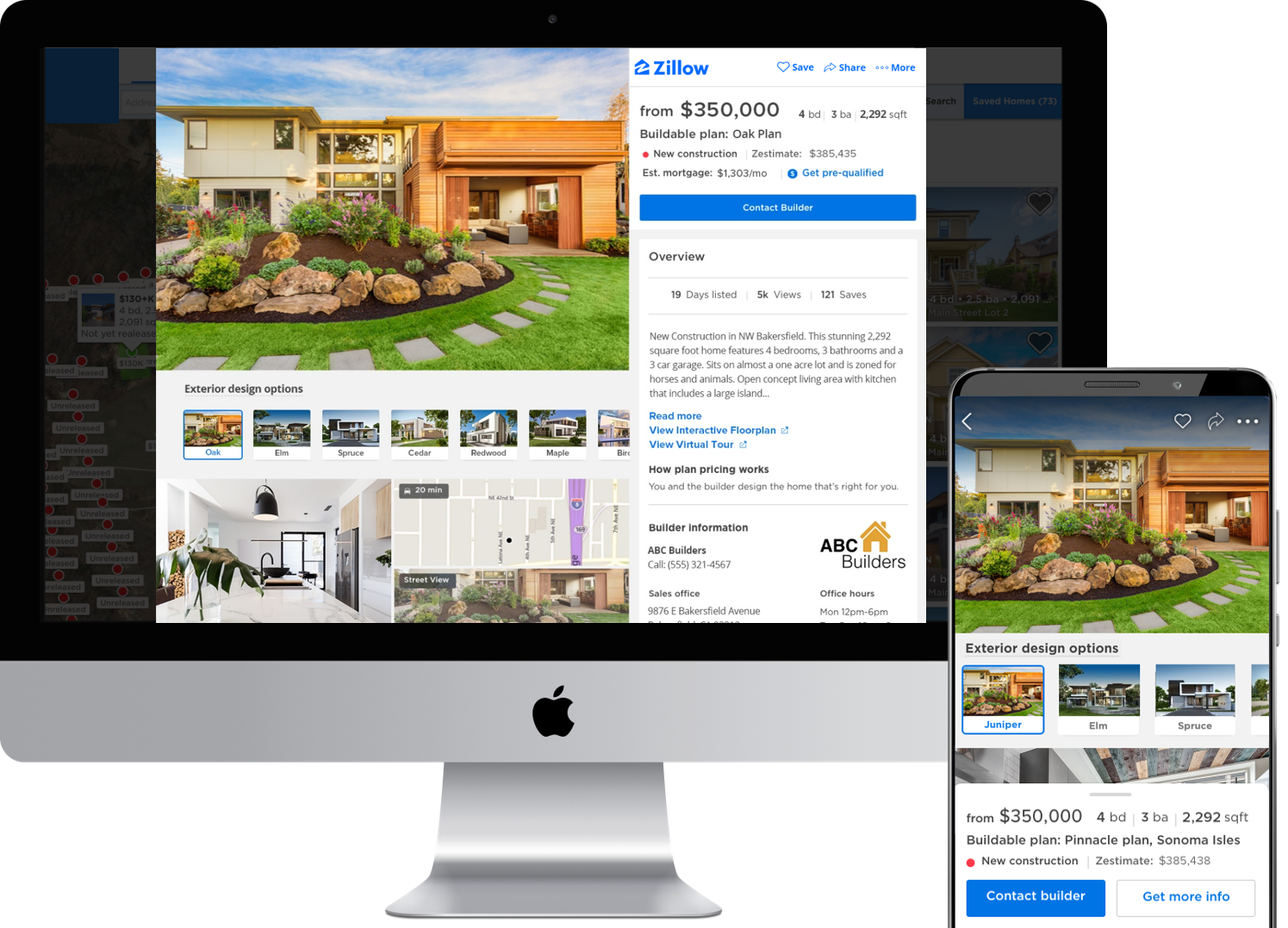 New Construction & Home Builder Advertising | Zillow Group on chase mobile, instagram mobile, bank of america mobile,