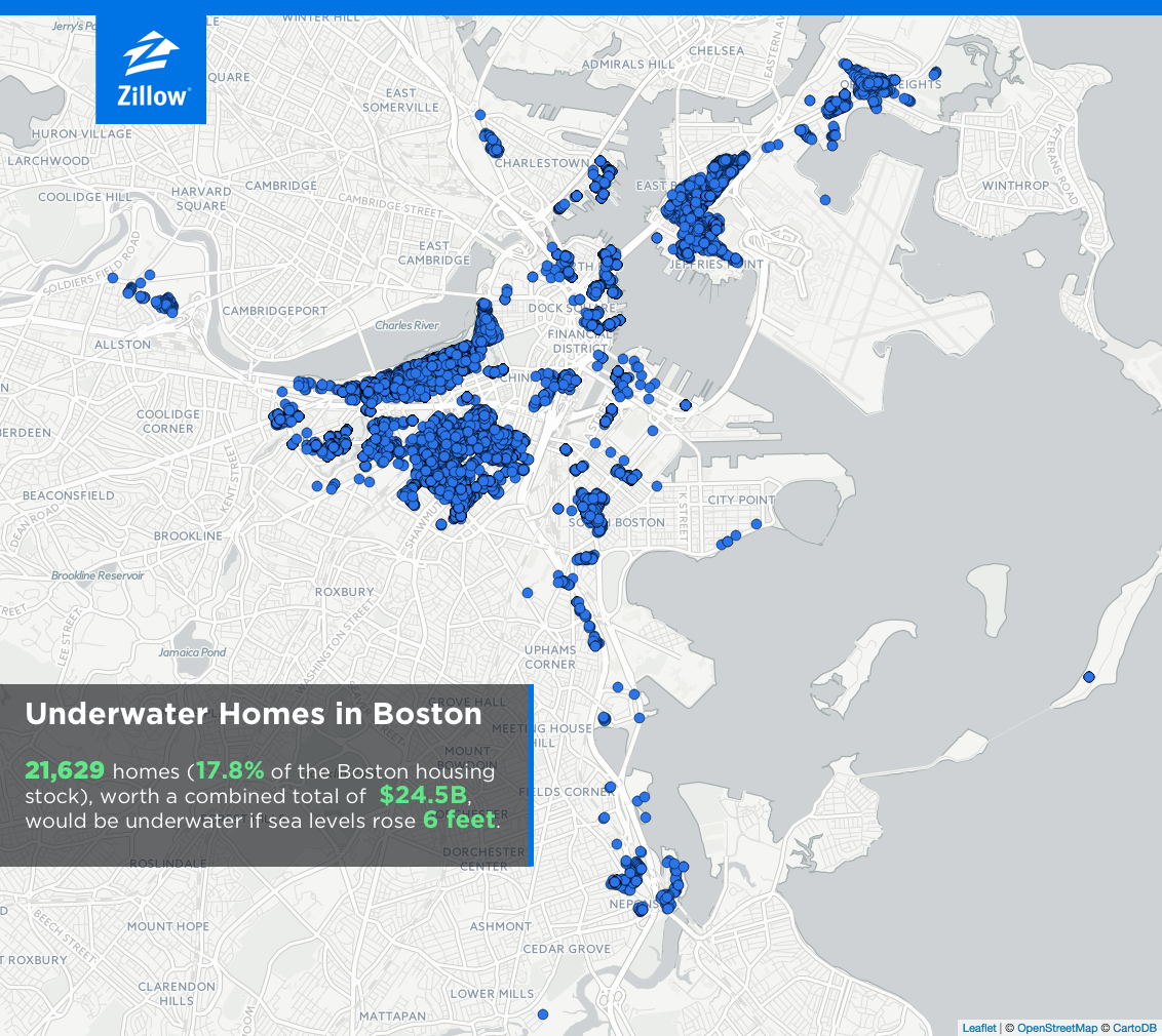 Climate Change and Housing: Will a Rising Tide Sink All ... on zillow floor plans, bing property map, zillow aerial view, zillow commercial,