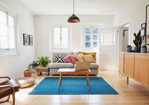 An attractive modern home interior