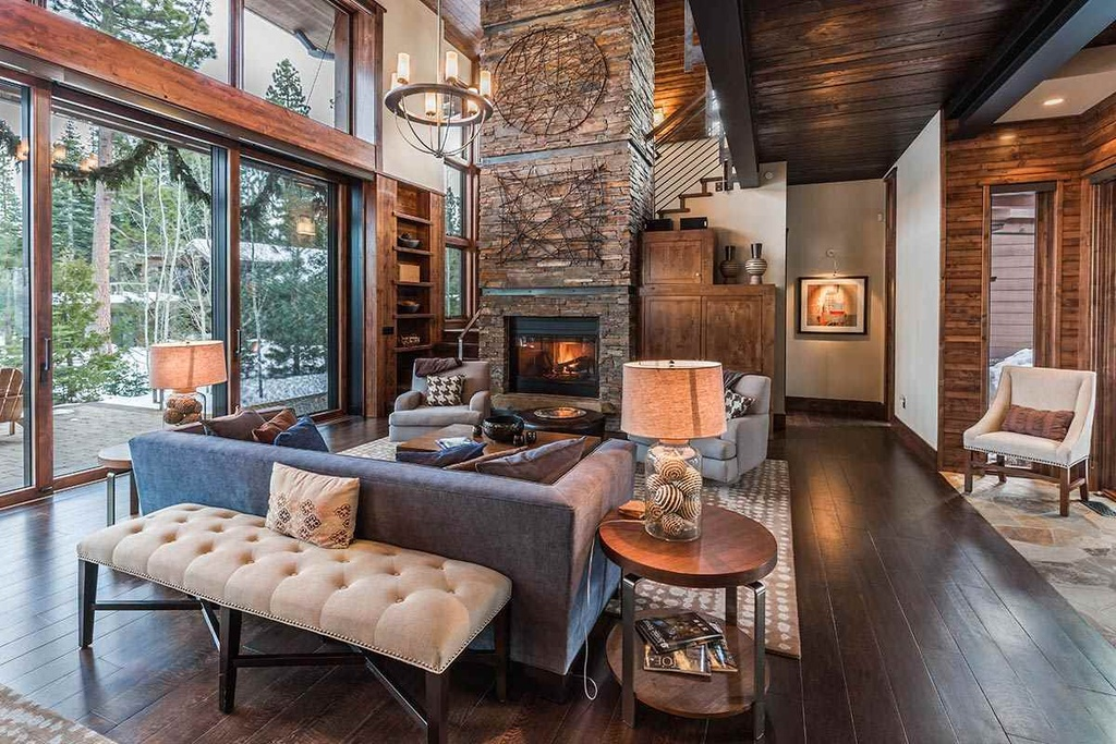 Interior Design Style Rustic , HotPads Blog