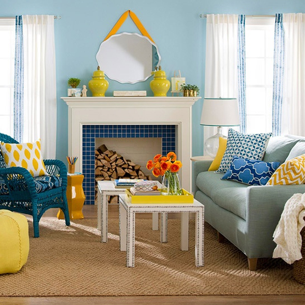 5 Decorating Ideas For A Spring Inspired Apartment Hotpads Blog