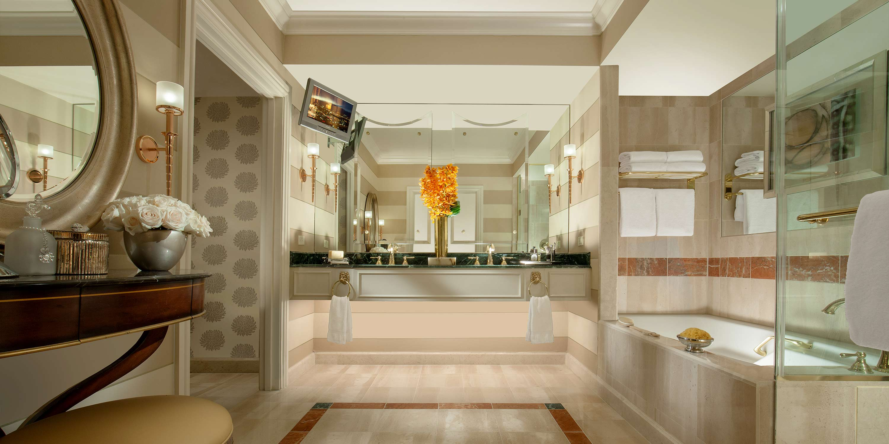 Ideas You Should Steal From Luxury Hotel Bathrooms Hotpads Blog