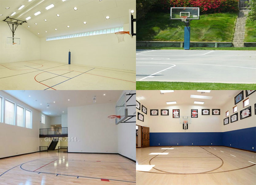 March Madness Cribs Edition Basketball Courts Hotpads Blog