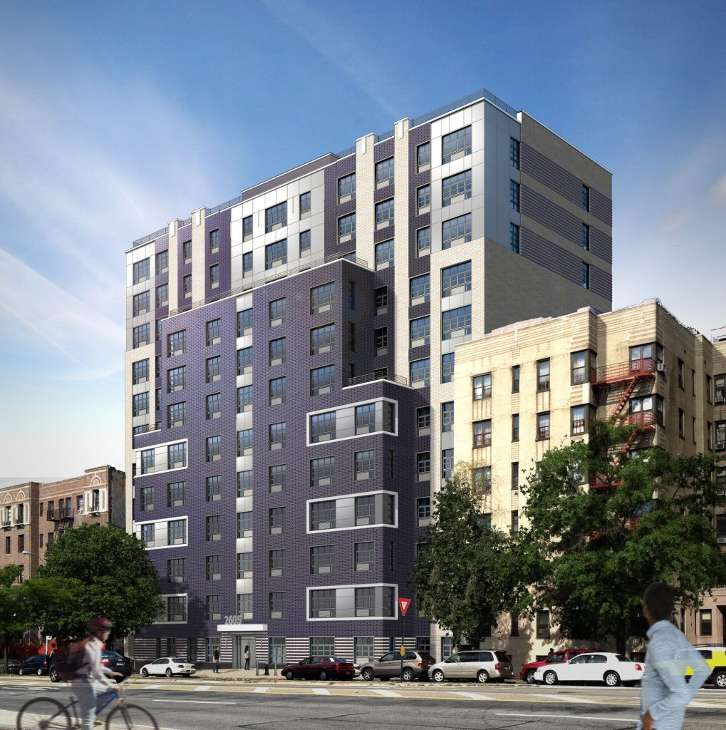 2605 Grand Concourse Has Lottery Units From $822