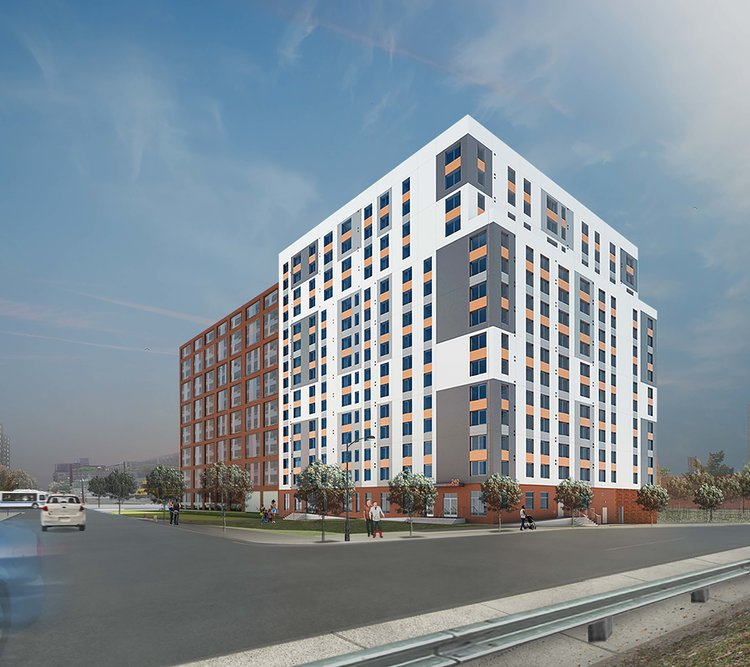 Bronx Housing Lottery At Morris II Apts. Offers 107 Units