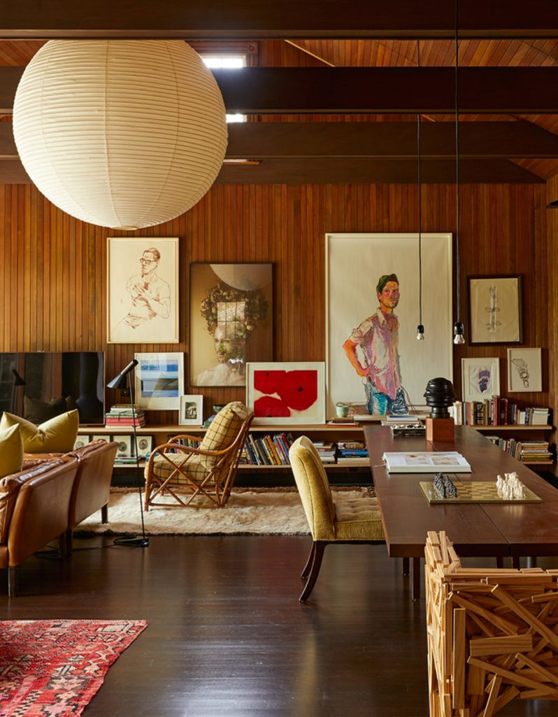 image of hamptons interior design