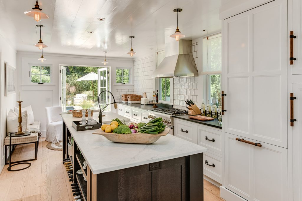 image of sag harbor renovated house