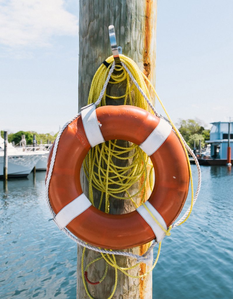 image of montauk buoy