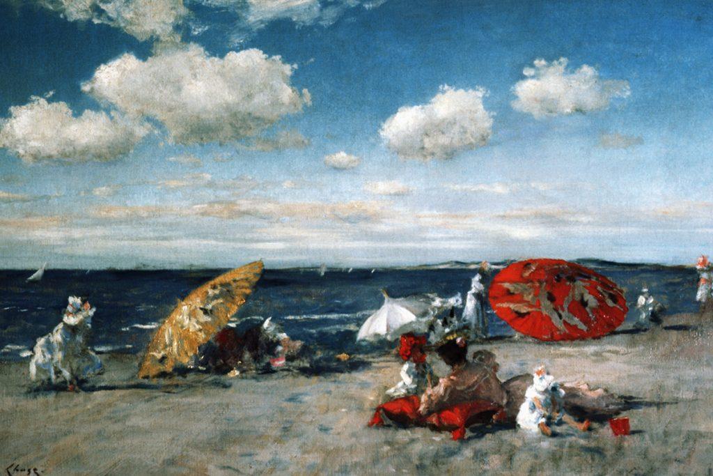 image of hamptons art galleries