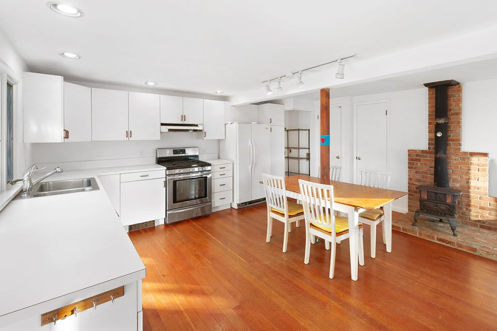 image of andrea grover house kitchen