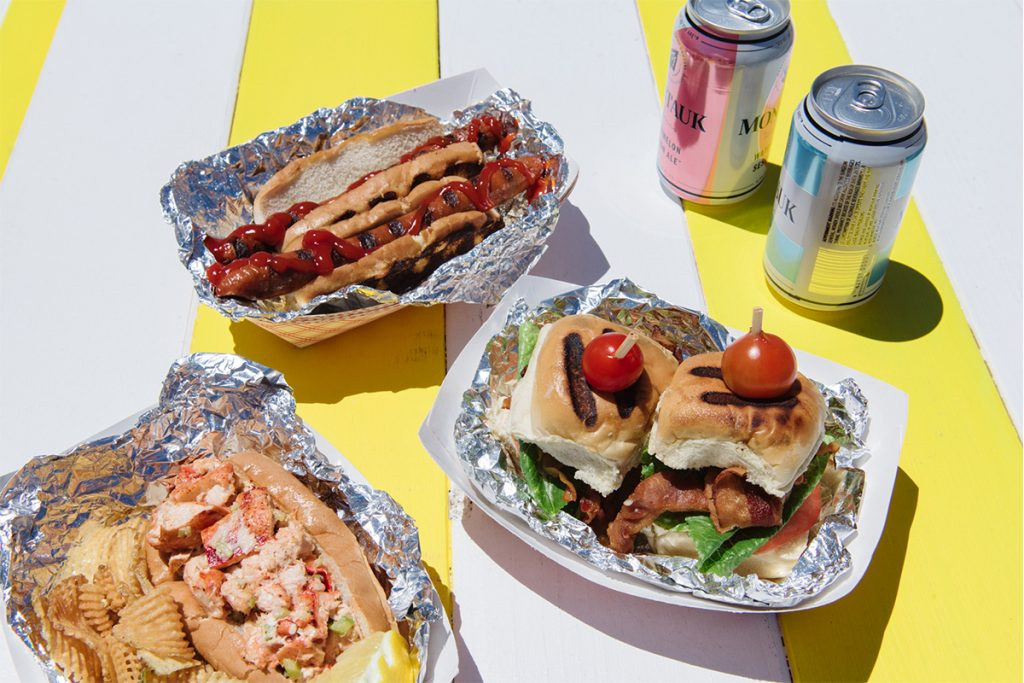 image of hamptons lobster rolls