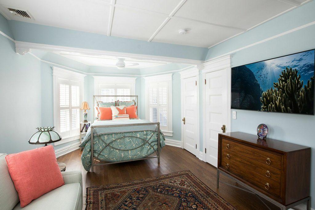 image of greenport village home bedroom