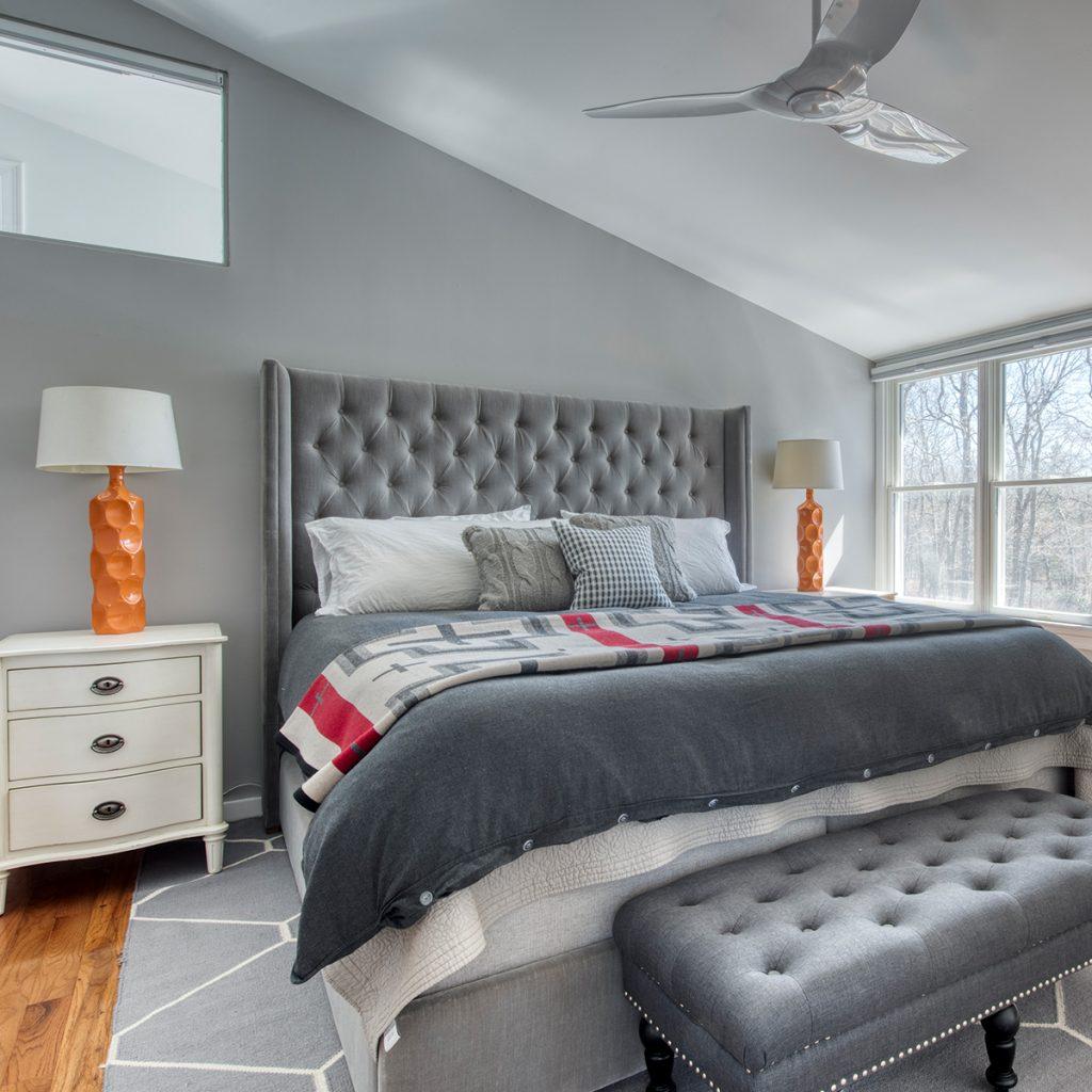 image of 132 peconic hills drive master bedroom