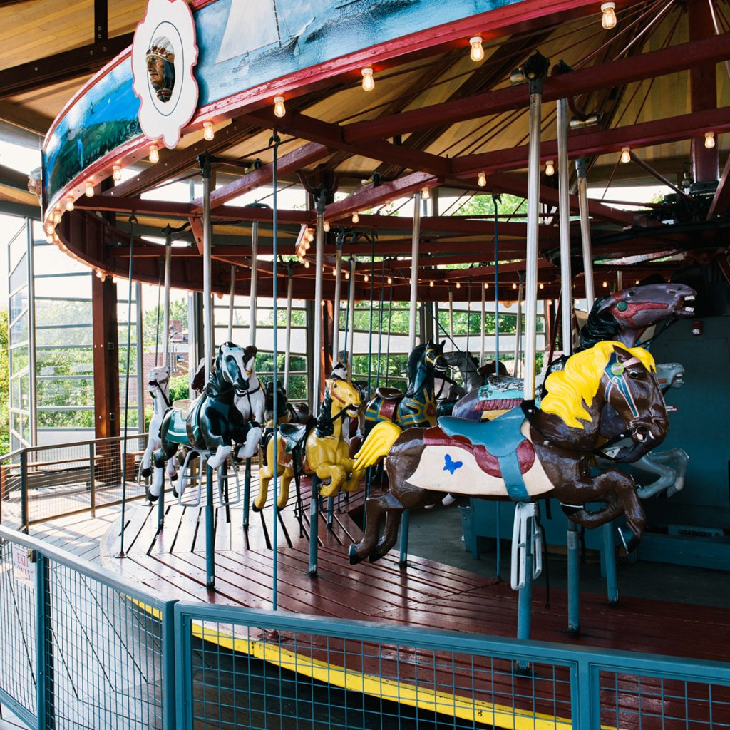 image of greenpoint carousel