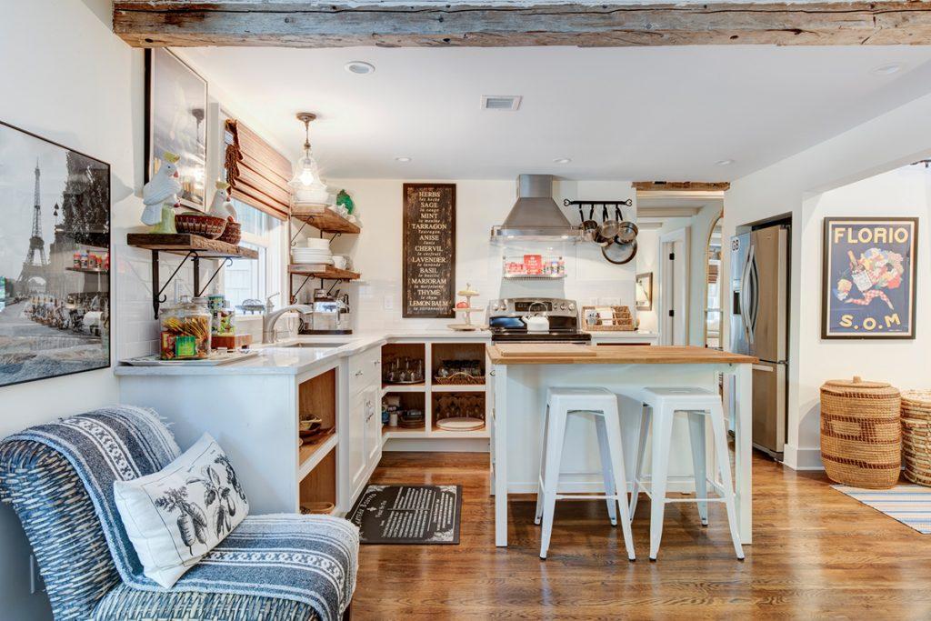 image of sag harbor cottage