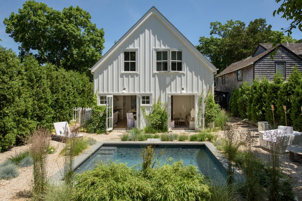 image of sag harbor village house