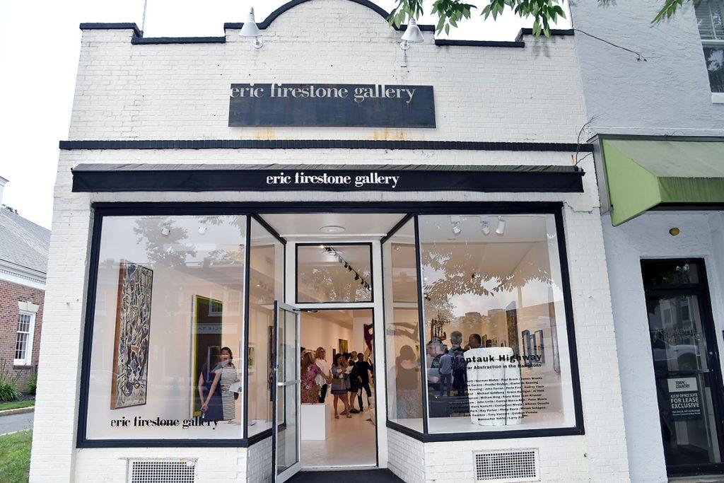 image of eric firestone gallery east hampton