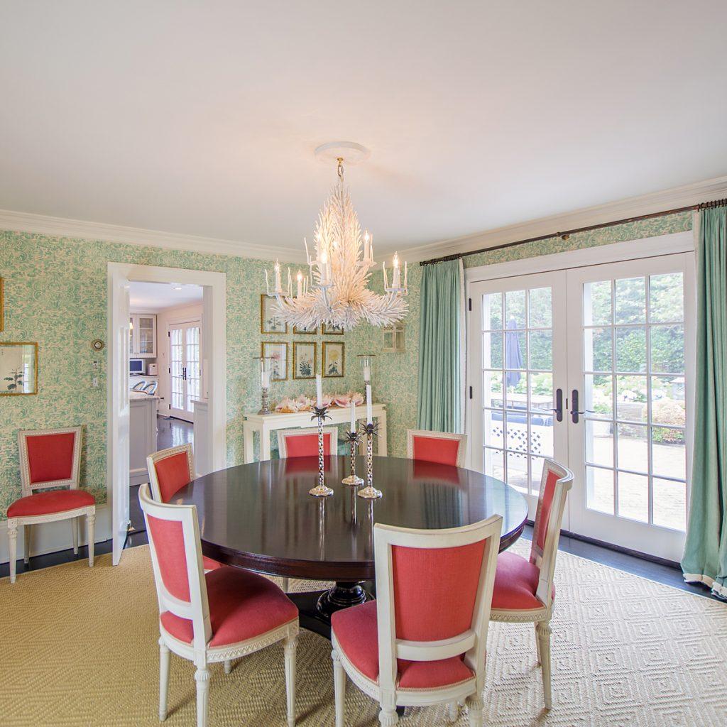 Image of 88 Huntting Street Southampton Dining Room