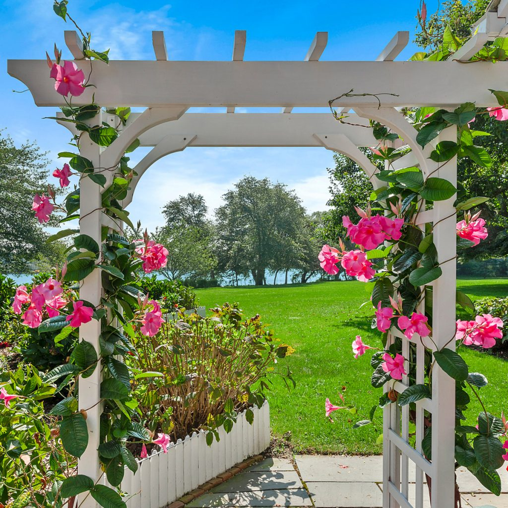 image of kennedy compound gardens