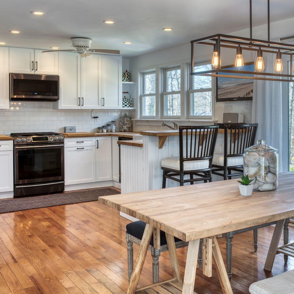 image of southampton home kitchen