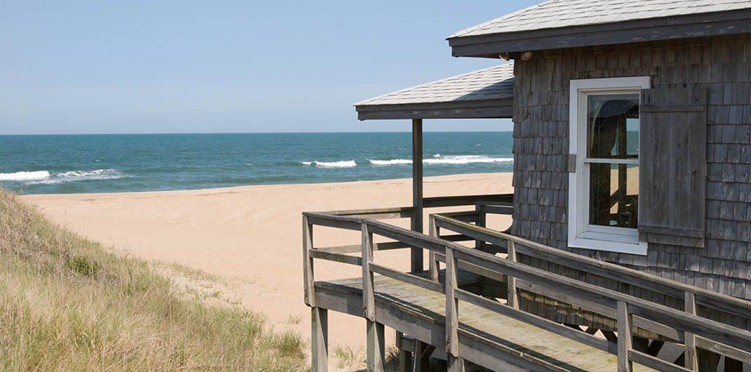 buying a beach home flood risk