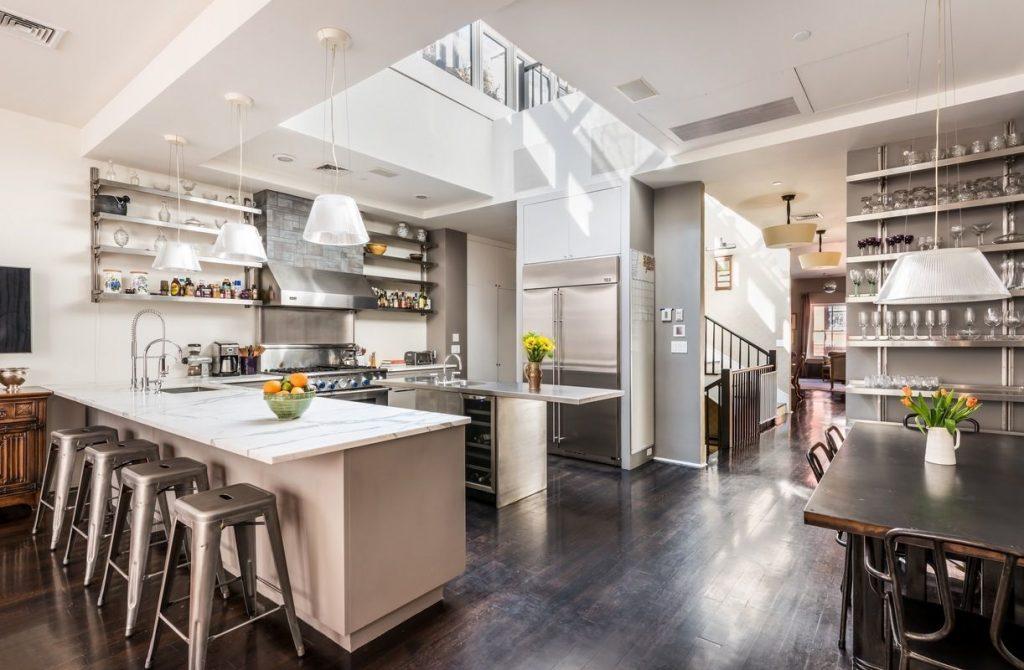 Nyc Apartment Eye Candy 10 Glorious Kitchens Streeteasy