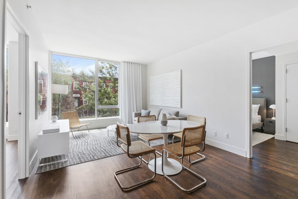 Bed-Stuy Rental in Designed by Fischer + Makooi Architects building