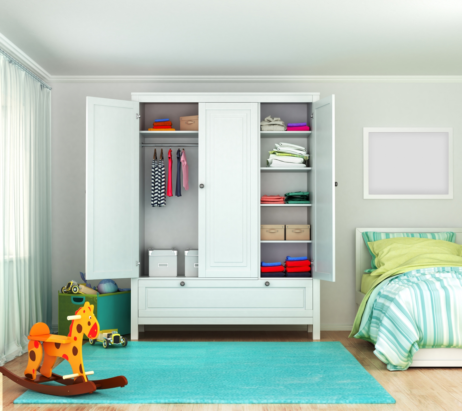 No Closet Solutions For Storage Challenged Bedrooms Streeteasy