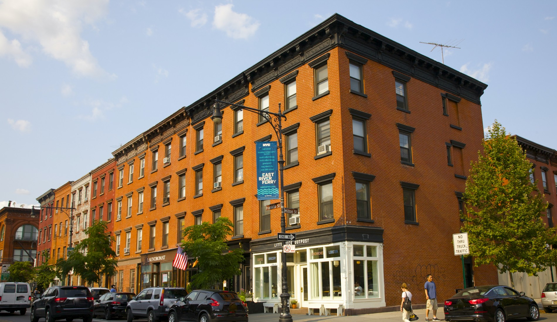 historic buildings in Greenpoint Brooklyn