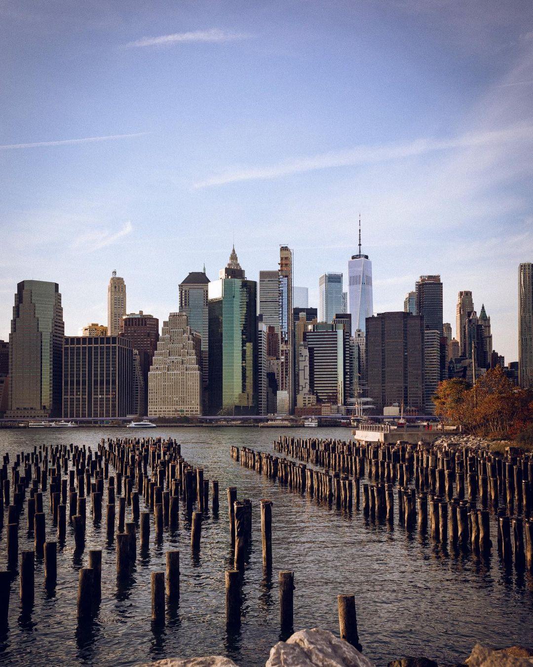 StreetEasyFinds NYC skyline shot from Brooklyn