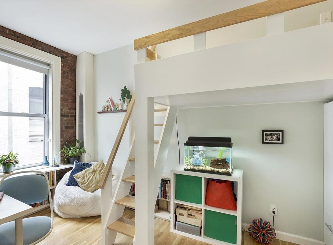 Picture of: Loft Bed Ideas For Grown Ups Living In Small Spaces Streeteasy