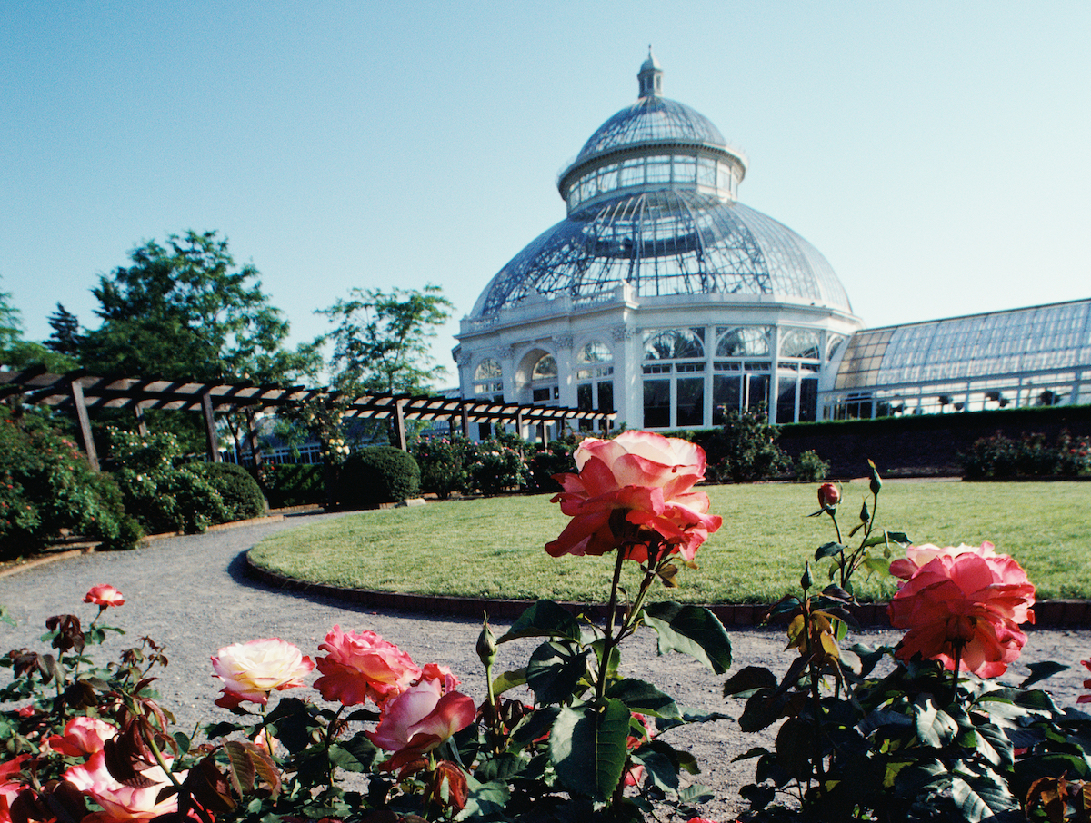 The New York Botanical Garden Green House