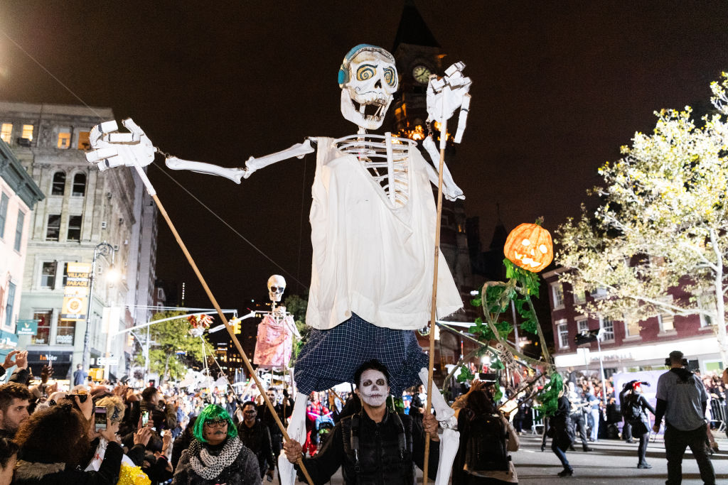 Halloween Parade of Greenwich Village
