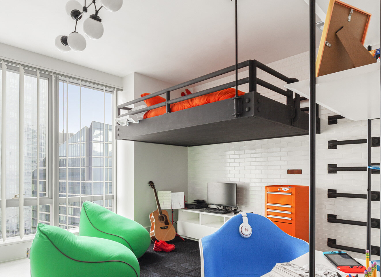 Loft Bed Ideas For Grown Ups Living In Small Spaces Streeteasy