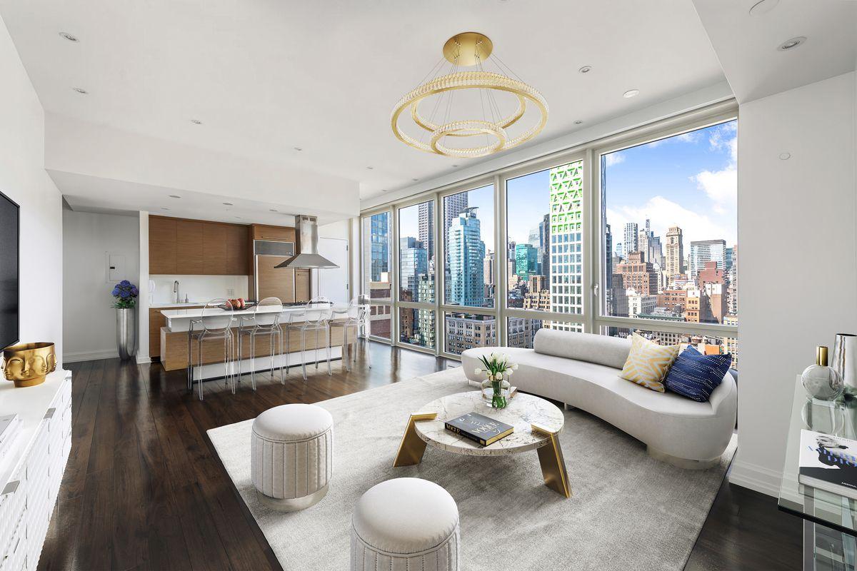 Luxury NYC condominium