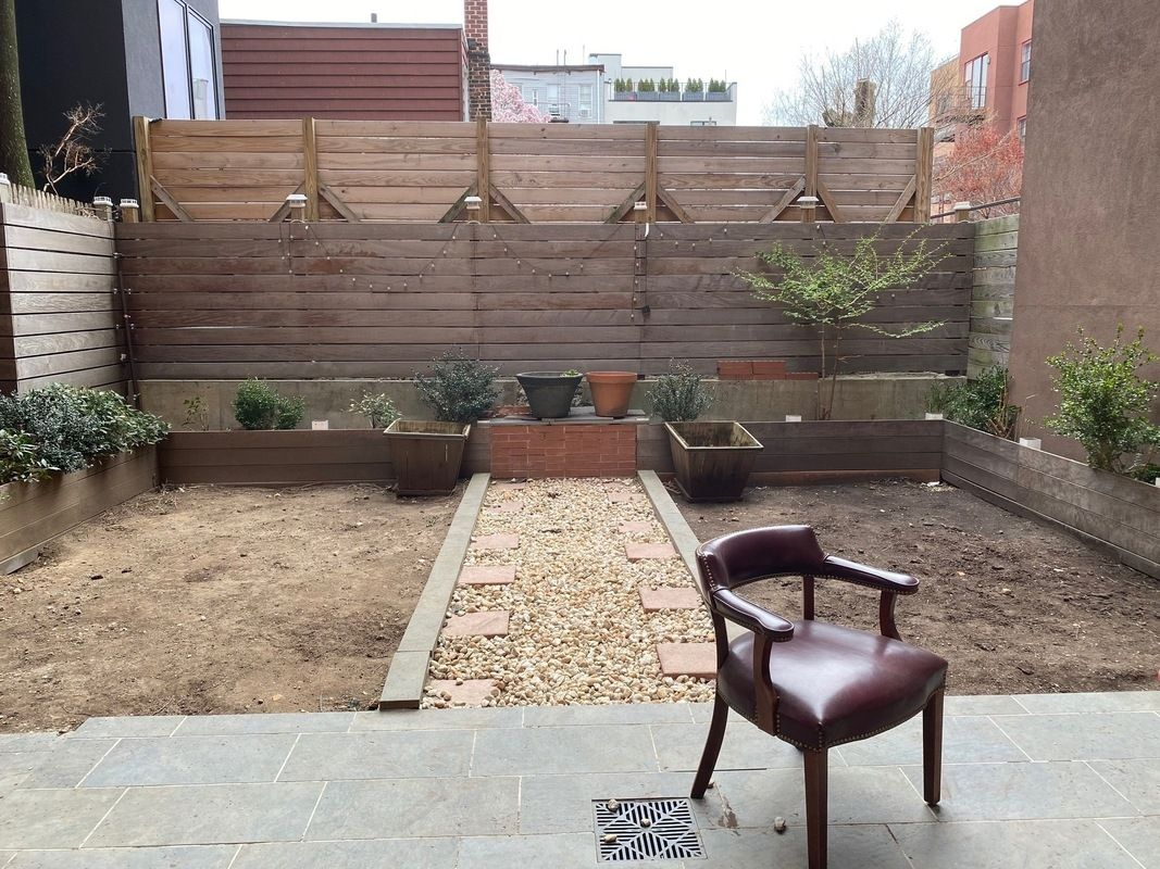 nyc apartments with patios - williamsburg