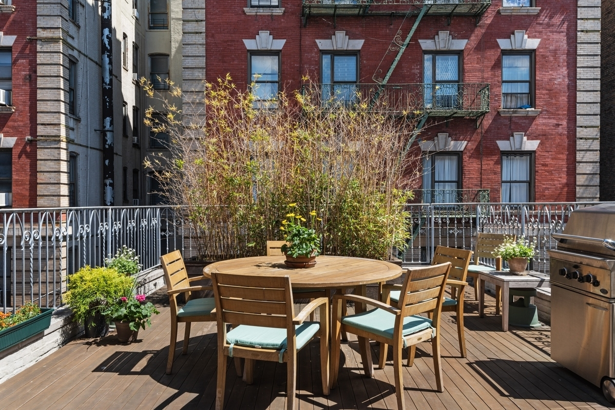 Outdoor Living Space: What NYC Wants Most After COVID | StreetEasy