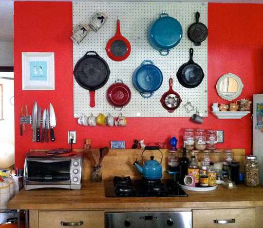 Space-Saving Ideas for a Small NYC Kitchen | StreetEasy