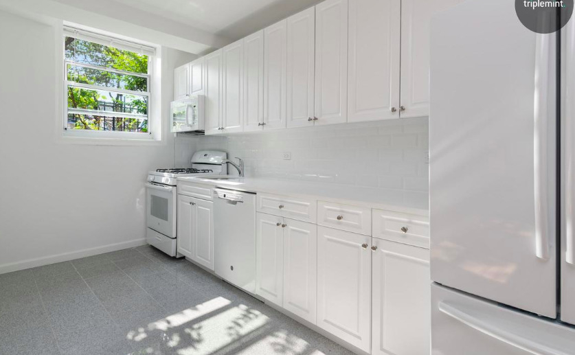 NYC apartments with dishwashers