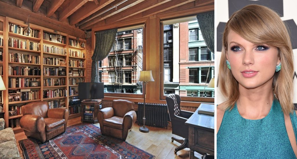Taylor Swift Tribeca: Singer Adds $9.75M Loft to Her Collection | StreetEasy
