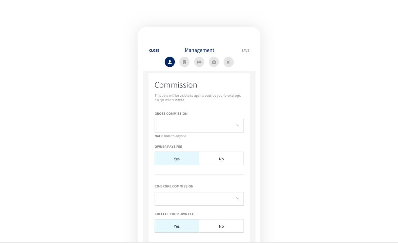 Image of StreetEasy agent tools app