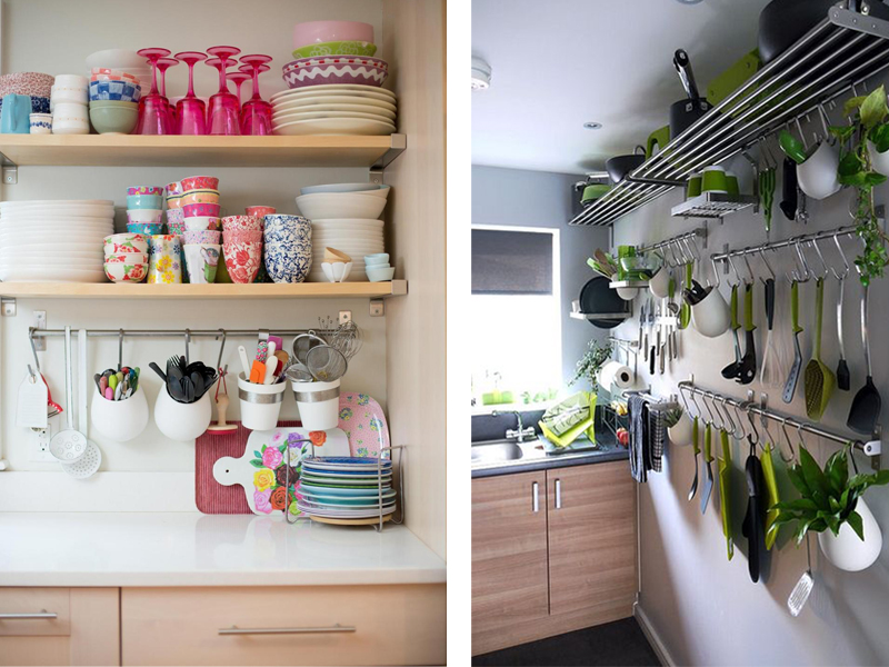Uncommon Storage Solutions for Small Kitchens - Trulia\'s Blog